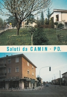 Saluti Da CAMIN - PD - Villa Berta , Crocevia Centrale - Padova (Padua)