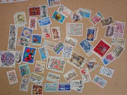 FRANCE - Lot De 1000 Timbres  Français   (voir Photos) - Lots & Kiloware (mixtures) - Min. 1000 Stamps