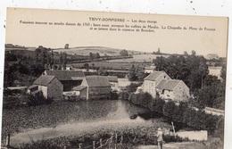 TRIVY DOMPIERRE LES DEUX ETANGS - France