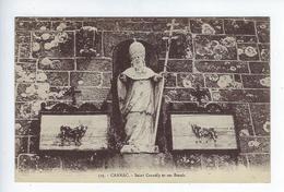 CPA Carnac Saint Cornély Et Ses Boeufs 525 Légende Religion - Carnac