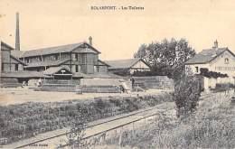 METIERS - INDUSTRIE - 52 - ROLAMPONT : Les Tuileries  ( Dont HUMBLOT ) - CPA - Usine Entreprise Factory - Haute Marne - Industrie