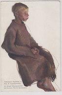 Un Berger (Koursk) - By Z. Serebriakov        (180705) - Autres Illustrateurs