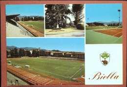 50 BIELLA STADIO - ESTADIO – STADION – STADE – STADIUM – CAMPO SPORTIVO - Estadios