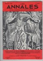 LES ANNALES 12 1964 - ENFANCE DELINQUANTE - MUSIQUE LYRIQUE - ROMANCIER DOMINIQUE ROLIN - - Journaux - Quotidiens