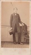 Photo Carte De Visite N° 1 - Mayer Pierson & Mulnier Bruxelles - Léopold Van Eersel Jeune - Photographs