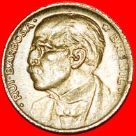 # ERROR: BRAZIL ★ 20 CENTAVOS 1950 BARBOSA (1849-1923)! LOW START ★ NO RESERVE! - Brasil