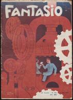 Fantasio N° 630 Mai 1933 Port Fr 3,12 € - Livres, BD, Revues