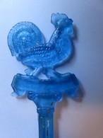105 - Touilleur - Agitateur - Mélangeur à Boisson - Animaux - Coq - Pic Bleu105 - Swizzle Sticks