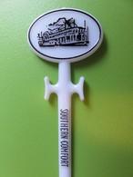 106 - Touilleur - Agitateur - Mélangeur à Boisson - Whisky - Southern Comfort - Swizzle Sticks