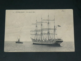 DUNKERQUE   1910   BATEAU  ....  EDITEUR - Dunkerque