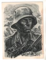 "Nr.+  923,  "" Front 1918 ""   Von Elk Eber - Guerre 1914-18"