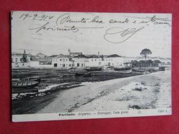 Portugal - Algarve - Portimão - Vista Geral - 1914 - Faro