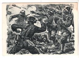 "Nr.+  925,  "" Handgranatenangriff ""  Von Elk Eber - Guerre 1914-18"
