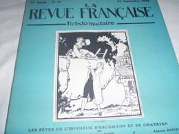 LEON BONNAT( Bayonne Monchy St Eloi)/ TRISTAN BERNARD /ERCKMANN CHATRIAN / MAURICE RAVEL  / - Libros, Revistas, Cómics