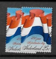 1972 MNH Netherlands, NVPH 1010-11 Postfris - Ungebraucht