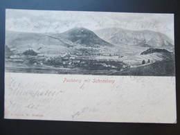 AK PUCHBERG Am Schneeberg 1902 ///  D*32969 - Schneeberggebiet