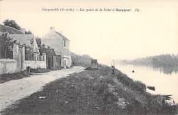 78 - GARGENVILLE : Les Quais De Seine à RANGIPORT - CPA - Yvelines - Gargenville