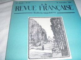 ABBEVILLE FETES EVEQUE LUCON / SAINTES MARIES DE LA MER BARONCELLI JAVON  PROVENCE - Livres, BD, Revues