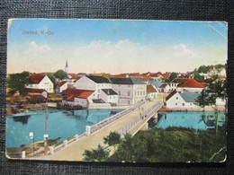 AK GMÜND Teilansicht 1915 ///  D*32982 - Gmünd
