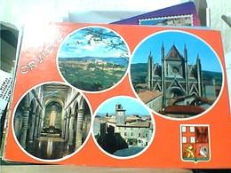 7 CARD ORVIETO  VARIE VEDUTE  VBN1960< GT2061 - Terni
