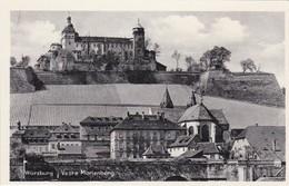 CARTOLINA - POSTCARD - GERMANIA - WUEZBURG - VESTE MARIENBERG - Wuerzburg
