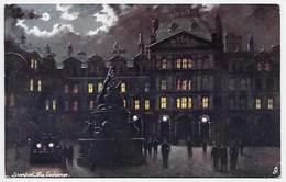 Liverpool - The Exchange. - Tuck Oilette 6443 - Liverpool