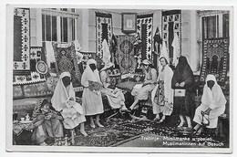 Trebinje - Muslimaninnen Auf Besuch - Bosnia And Herzegovina