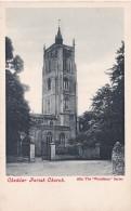 CHEDDAR PARISH CHURCH - Cheddar