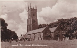 BISHOPS NYMPTON - ST MARYS CHURCH - England