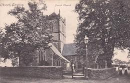 CHURCH  STRETTON PARISH CHURCH - Shropshire