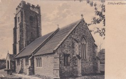 KITTISFORD CHURCH - England