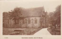 BUILTH WELLS PARISH CHURCH - Breconshire