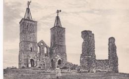 HERNE BAY - RECULVER AND RUINS - England