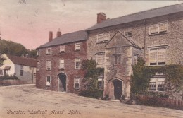 DUNSTER - .LUTTRELL ARMS  HOTEL - England