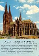 CPM - La Cathédrale De COLOGNE - Koeln