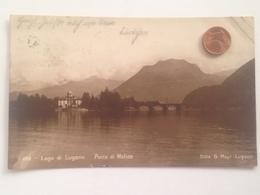 Ponte Di Melide, Lago Di Lugano, 1926 - Non Classés