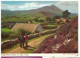 Post Card : Croagh Patrick, Mayo. From Ireland To France. - Mayo