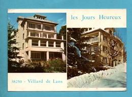 """38 Isere Villars De Lans Aerium Pour Enfants  """" Les Jours Heureux """" - Villard-de-Lans"""