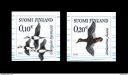 Finland 2017 Mih. 2508/09 Fauna. Migratory Birds Nest In The Arctic MNH ** - Finland