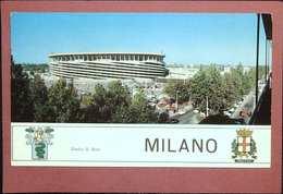 49 MILANO - SAN SIRO - MEAZZA - STADIO - NEREO ROCCO - ESTADIO – STADION – STADE – STADIUM – CAMPO SPORTIVO - Estadios