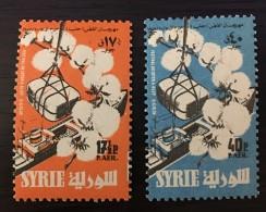 Syria - MH* - 1957 - # C242/242 - Siria