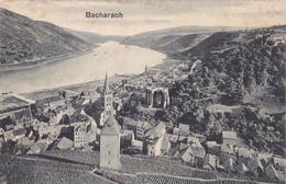 BE17- BACHARACH    LE VILLAGE  VOIR VERSO  HISTOIRE - Bacharach