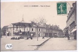 DOMPIERRE-SUR-BESBRE- PLACE DU KIOSQUE - France