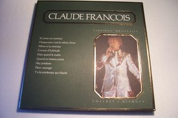 CLAUDE  FRANCOIS  - COFFRET  3 DISQUES - Other - French Music