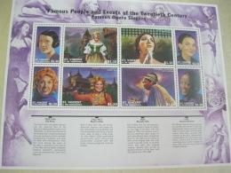 St. Vincent & The Grenadines Music Famous Opera Singers  I201804 - St.Vincent & Grenadines