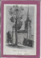 BIENNE .- Les Tours De Rosius - BE Berne