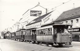 AK - Wien XXI. - Brünner-, Ecke Siemensstraße Strassenbahnen Beim Hotel Berger - Non Classificati