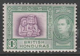 Brish Honduras (Belize) 1938 -1947 King George VI SW 112 * M/M - British Honduras (...-1970)