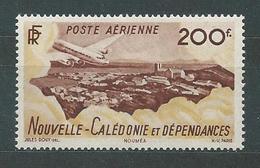 NOUVELLE-CALEDONIE  PA  N°  63  *   TB  3 - Poste Aérienne