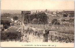 33 SAINT EMILION - Vue De La Tour Du Guetteur - Saint-Emilion